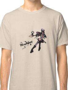 Caitlyn Headshot Classic T-Shirt