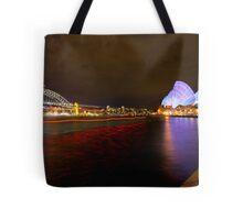 the sydney landmark Tote Bag
