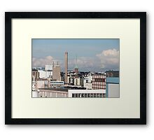 view of the Helsinki Framed Print