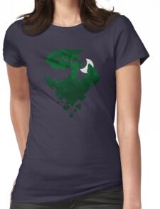 Moonfall Womens Fitted T-Shirt