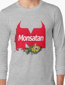 Monsatan Long Sleeve T-Shirt