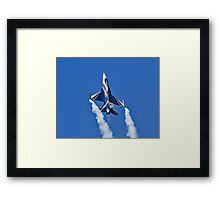 F16 Fighting Falcon Framed Print