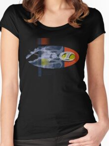 island boys Women's Fitted Scoop T-Shirt