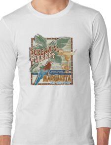 screaming parrot Long Sleeve T-Shirt