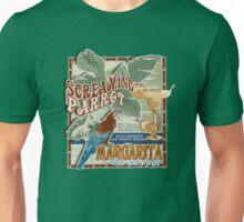 screaming parrot Unisex T-Shirt