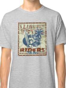 wave riders Classic T-Shirt