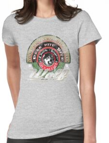 wolf ale Womens Fitted T-Shirt