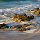 Noosa Rocks by Steve Bass