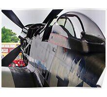 Frankie - Flying Legends 2013 - HDR Poster