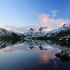 Pink on the Peaks by tinnieopener
