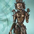 Goddess Tara by AnnieD