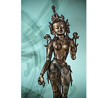 Goddess Tara Photographic Print