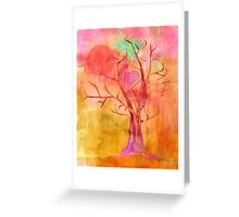 All Creation Sings Greeting Card