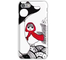 Little Red  iPhone Case/Skin