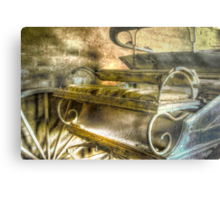 When the limo breaks down ... Monte Cristo ~ Junee NSW Metal Print