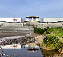 The Vue Cinema. by Lilian Marshall