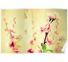 Soothing Flowers ! Poster