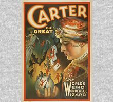Vintage poster - Carter the Great Unisex T-Shirt