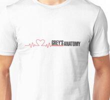 Grey's Anatomy Heartbeat Unisex T-Shirt