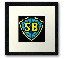 Shaw Brothers Logo Framed Print