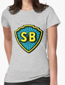 Shaw Brothers Logo Womens Fitted T-Shirt
