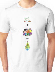 Merry Christmas Charlie Brown! Unisex T-Shirt