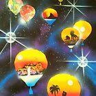 The Hot air Balloon RIde by Sandy Williamson