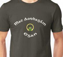 Egan Surname - Dark Shirts with Claddagh Unisex T-Shirt