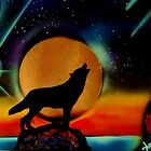 The Wolf by Sandy Williamson