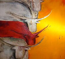 The Bulls 1 by A5ash