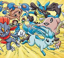 Pokemon! by JohnnyGolden