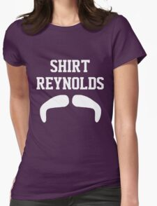 Shirt Reynolds (White) Womens Fitted T-Shirt