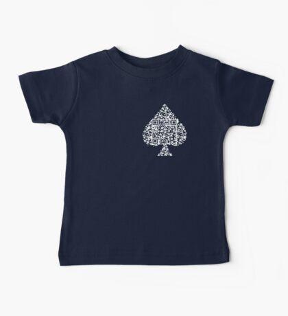 QR Poker Baby Tee