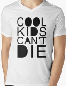 cool kids cant die Mens V-Neck T-Shirt