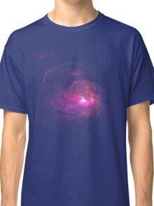 Apophysis Fractal Design - Pink Flower Classic T-Shirt