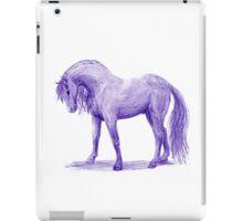 Proud Frisian Horse iPad Case/Skin