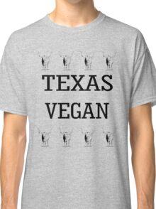 Texas Vegan Classic T-Shirt
