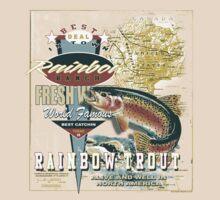 rainbow trout by redboy