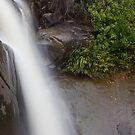 Upper L Falls - 1st tier by Travis Easton