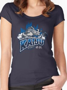 Pacific Breach Kaiju Women's Fitted Scoop T-Shirt