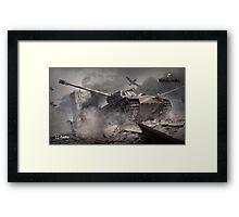 Pzkpfw V Panther Framed Print