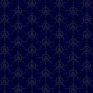 Millennium Ring Pattern  by AlyOhDesign