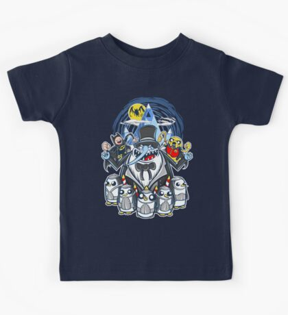 Penguin Time Kids Tee