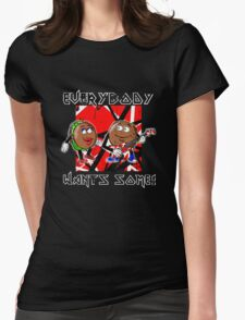 Everybody Wants Some: Better Off Dead Womens Fitted T-Shirt