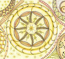 All Zen coloured by Emy van Schaik
