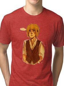 oh no titans Tri-blend T-Shirt