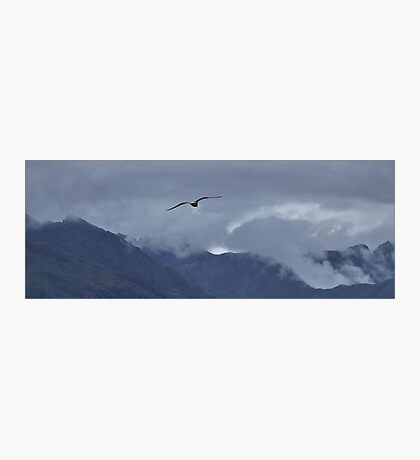 Out of the Cuillin Photographic Print