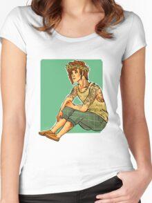 punkvaire Women's Fitted Scoop T-Shirt