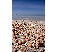 Eriskay Beach Photographic Print