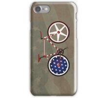 I Love My American  Bike iPhone Case/Skin